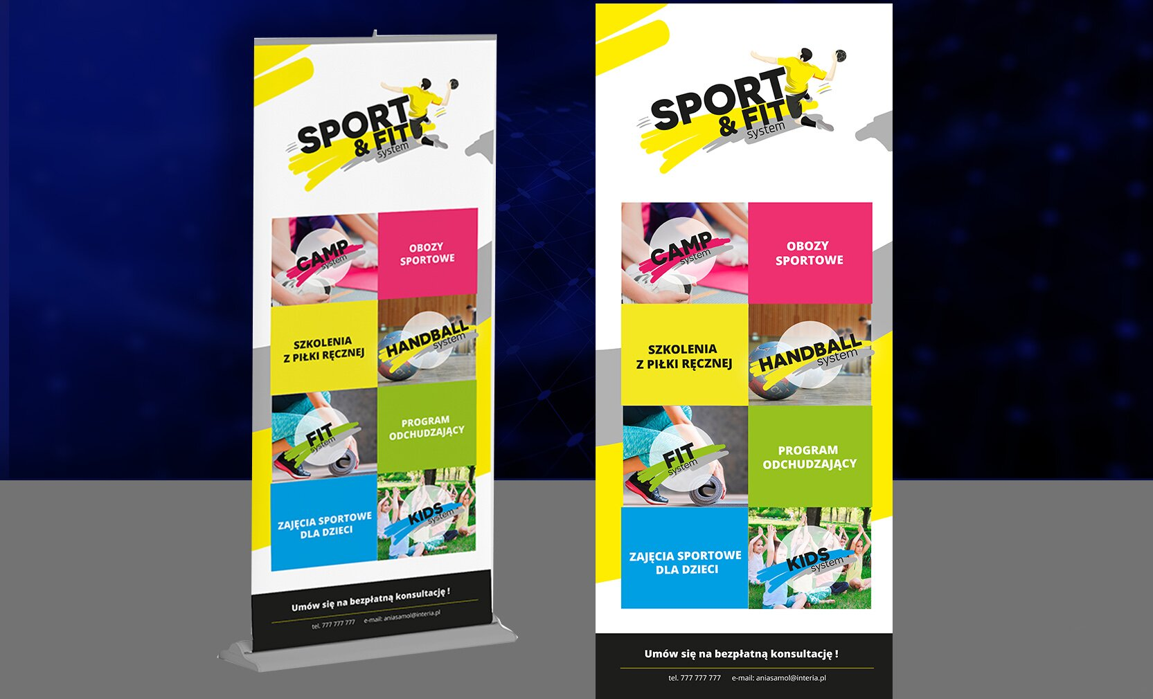Sport&Fit system